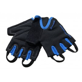 Guantes fitness lady ENERGETICS azul