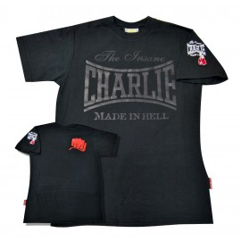 Camiseta black CHARLIE