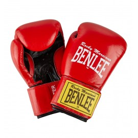 Guantes fighter rojo BENLEE