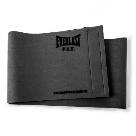 EVERLAST SLIMER BELT BLACK PIRATE