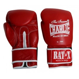 Guantes CHARLIE Outlaw rojo