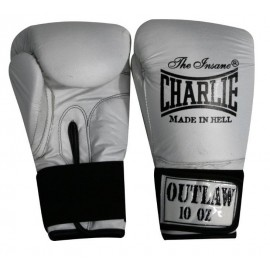 GUANTES OUTLAW BLANCO CHARLIE