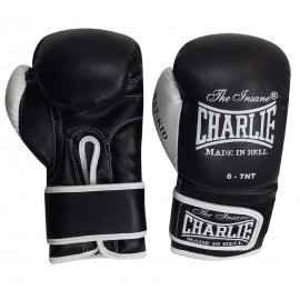 Guantes CHARLIE junior kid negro