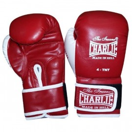 GUANTES JUNIOR KID ROJO CHARLIE