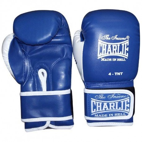GUANTES JUNIOR KID AZUL CHARLIE